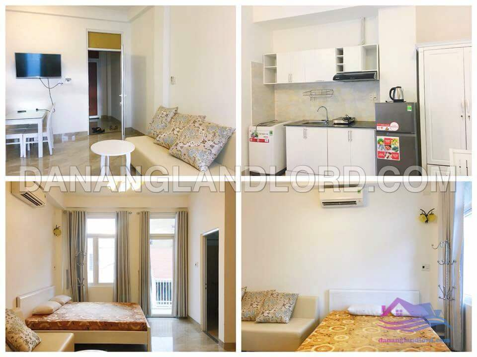 Studio Apartment in An Thuong Area – 1156