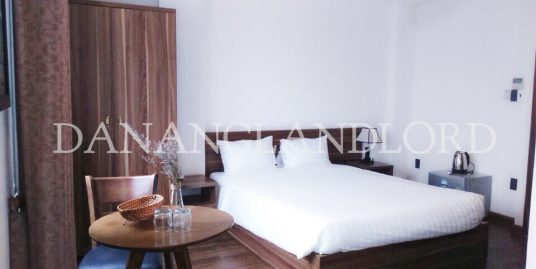 1 bedroom apartment for rent on Tran Bach Dang street – HETR