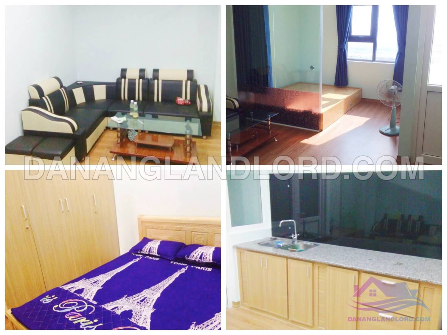 Muong Thanh apartment  2 bedroom, cheap price – MT2E