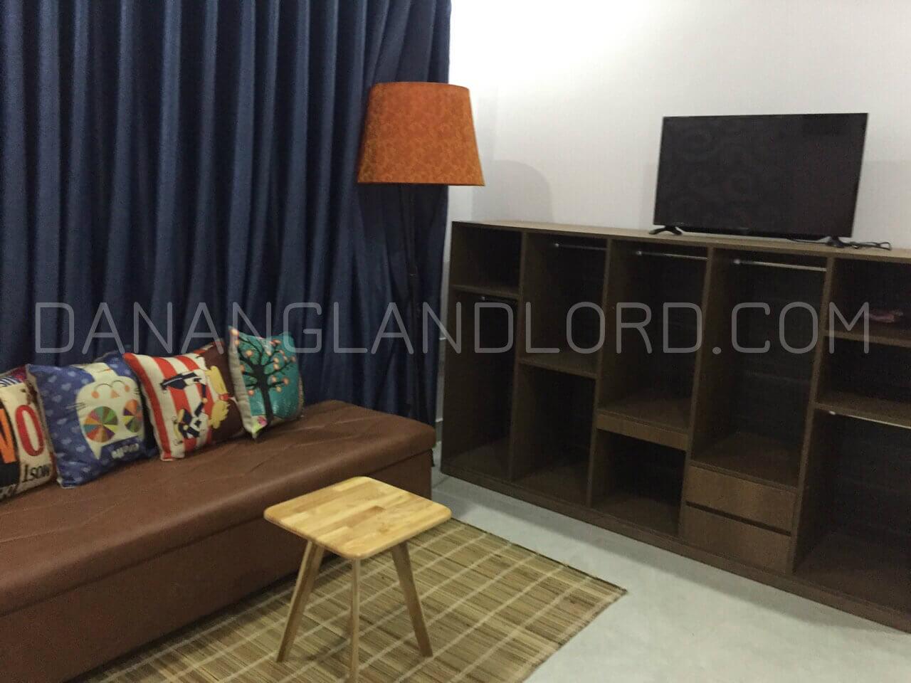 Beautiful studio apartment in city center, 125/10 Ngo Gia Tu, Da Nang