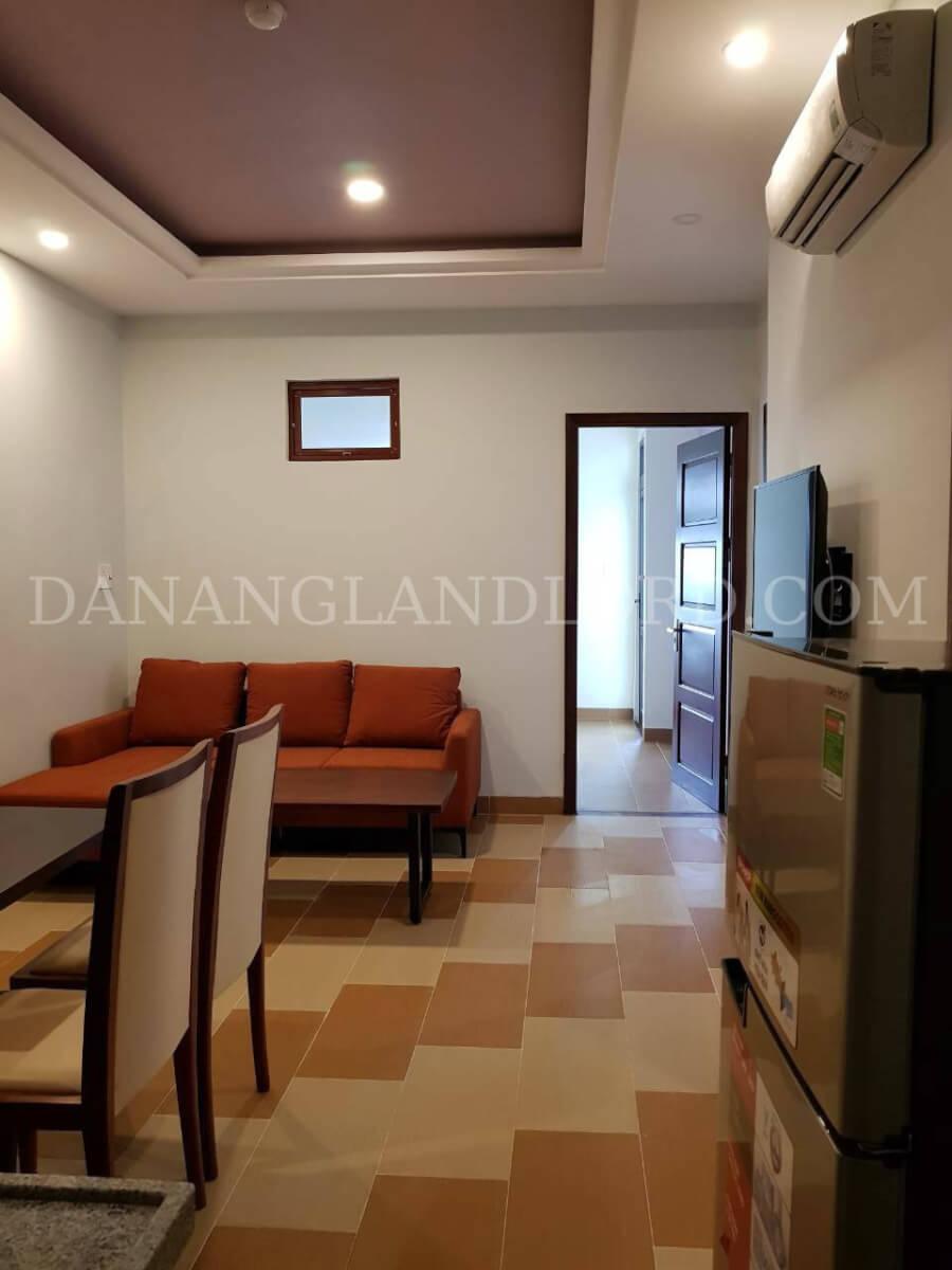 1 bedroom Apartment near Pham Van Dong beach – PVD5