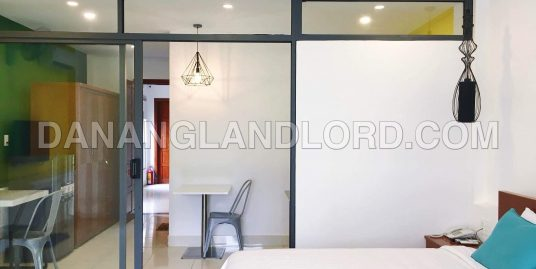 Beautiful 1 apartment for rent close to Le Quang Dao street – CHSA