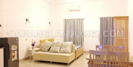 Studio Apartment in An Thuong Area – YJ2K