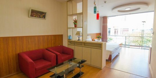 Beautiful Studio Apartment near My Khe Beach – A134