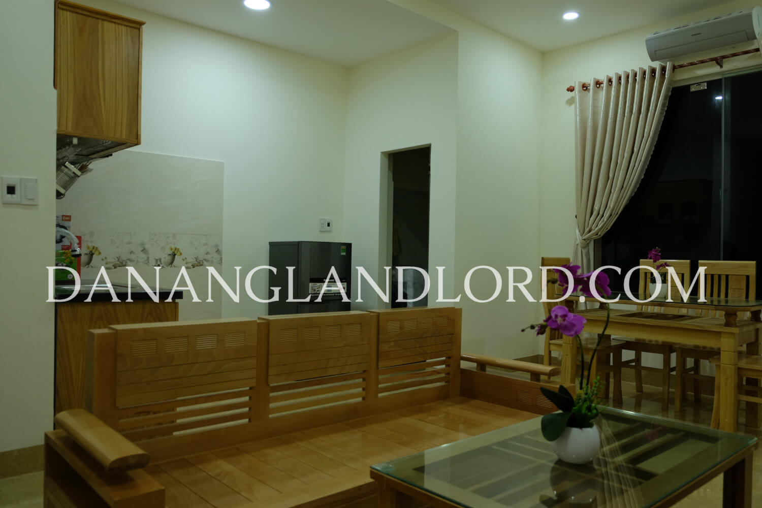 Beautiful 1 bedroom apartment near My Khe beach – KB13
