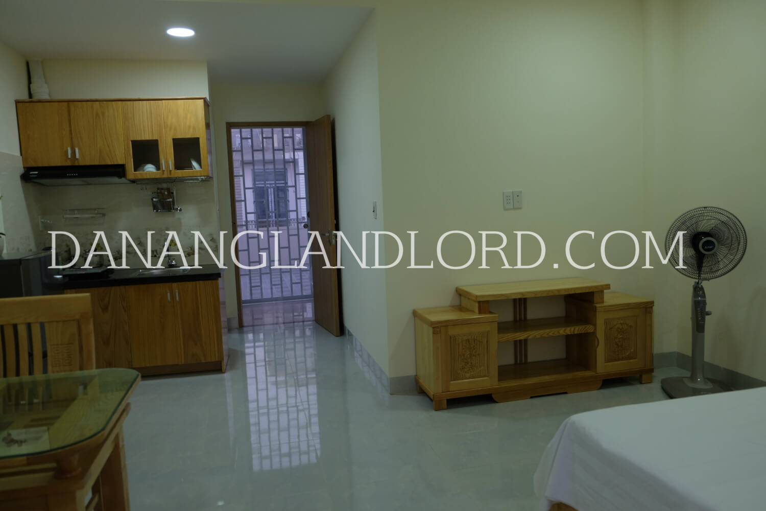 Studio apartment near My Khe beach, An Thuong area- SBT1