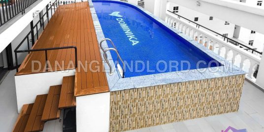 One bedroom apartment with swimming pool in An Thuong – 1351