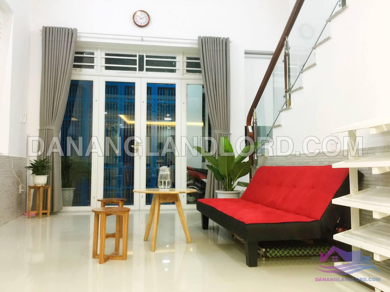 Beautiful 2 bedroom house near My Khe beach – AT13
