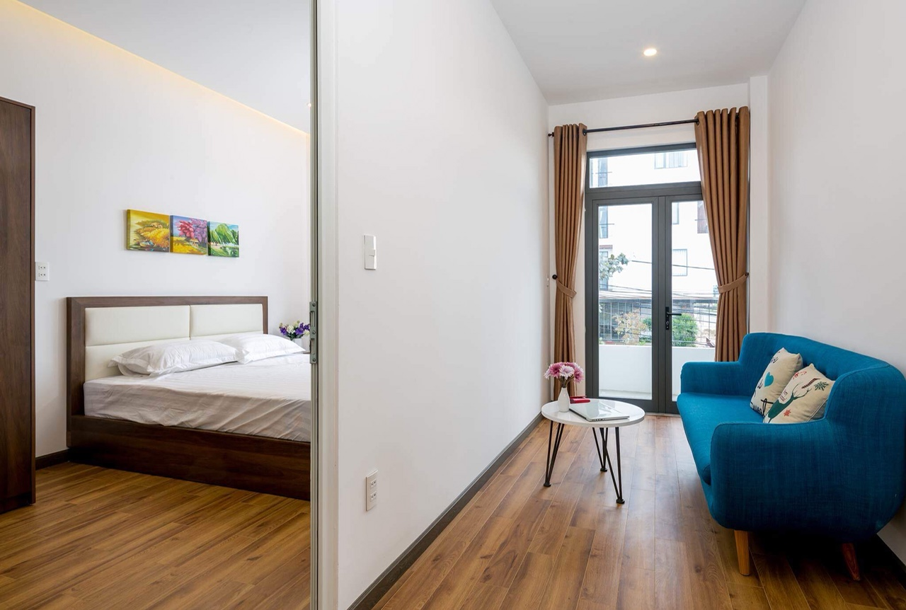 One Apartment near Ho Xuan Huong street, near the beach – A101