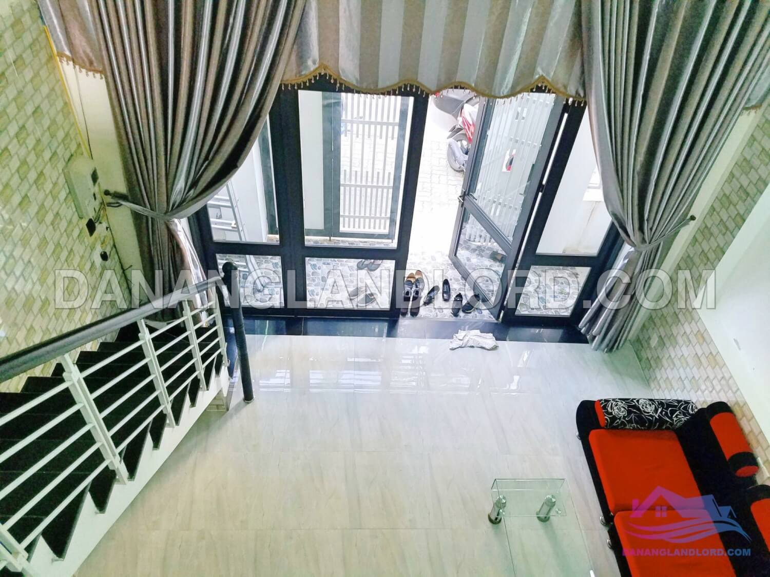 2 bedroom house close to Ho Nginh street – AT27
