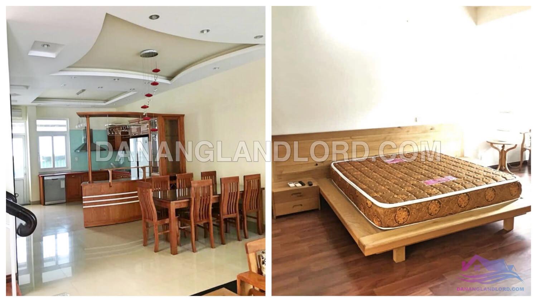 4 bedroom villa in the  Phuc Loc Vien, close to the Han bridge – ST23