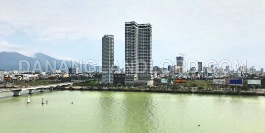 Two bedrooms apartment in Indochina Riverside Towers – 3102