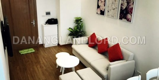 Two bedroom apartment in Muong Thanh building – A131