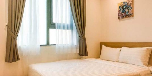 Two bedrooms apartment with sea view in Muong Thanh building – MT22