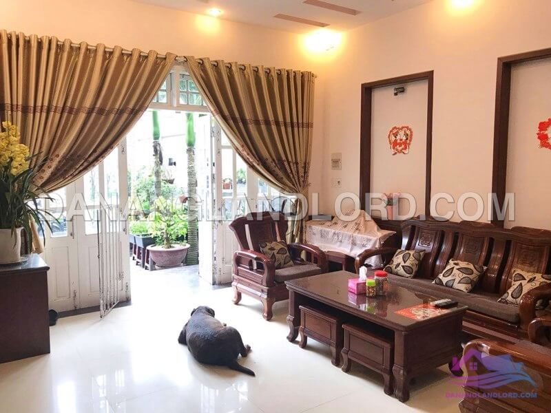 House for rent with 4 bedrooms near Han bridge – NA72