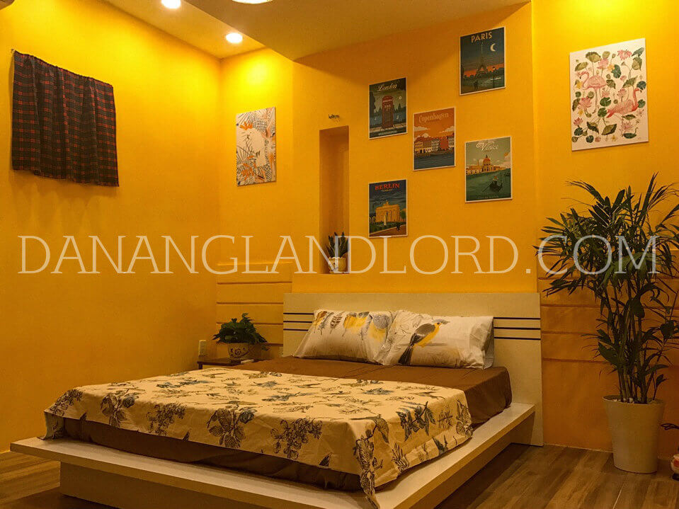 The house with 2 bedrooms near Pham Van Dong beach – A110