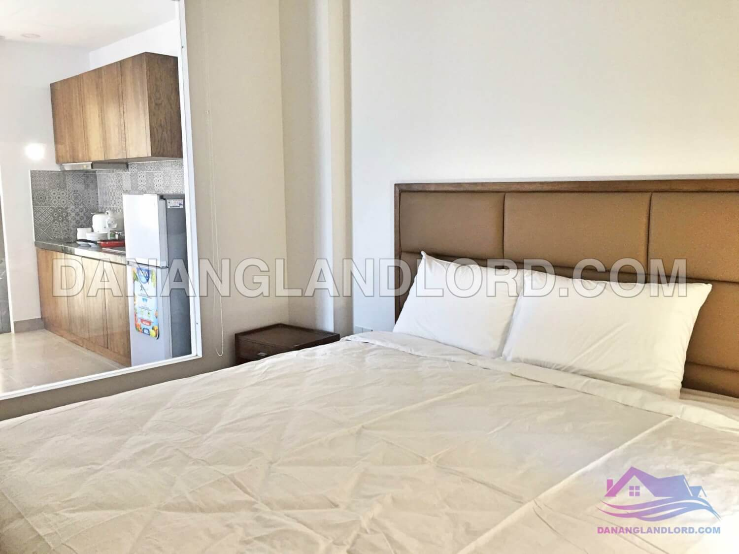 1Br apartment with balcony for rent in An Thuong – A449