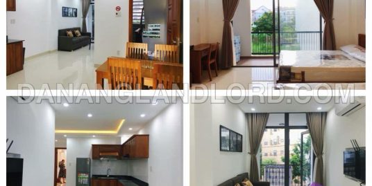 One bedroom apartment for rent in An Thuong – 1381