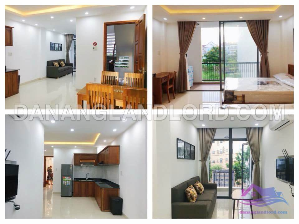 One bedroom apartment for rent in An Thuong – A162