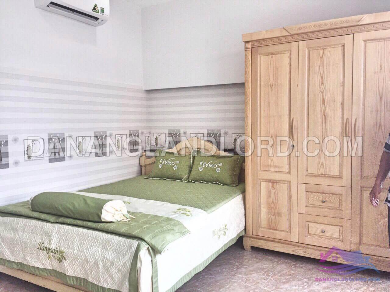 The house with 4 bedrooms close to Ho Nghinh street – 2053