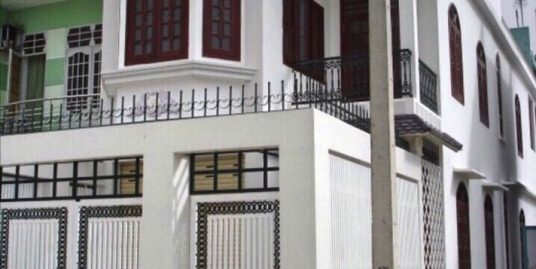 The house with 3 bedrooms close to Tran Hung Dao street  – VKT2