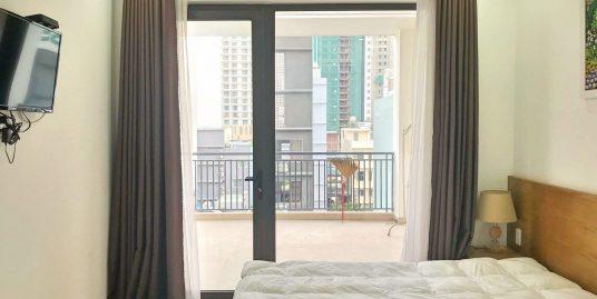 One bedroom apartment with large balcony in An Thuong – 1126