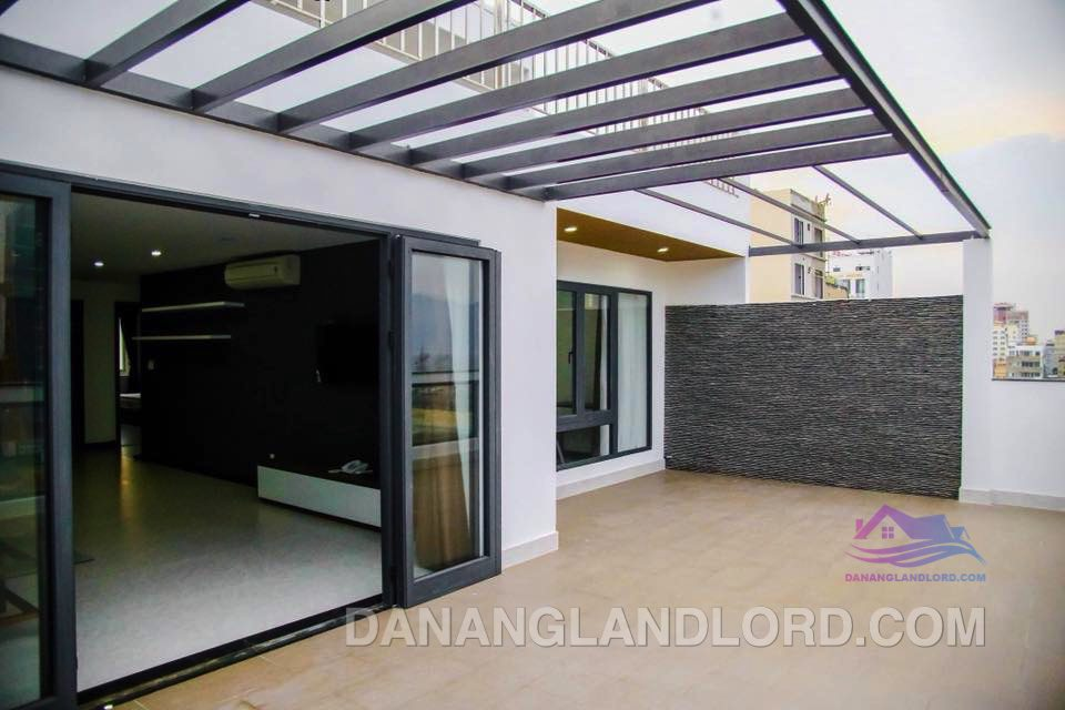 Penthouse Two bedroom apartment with sea view – A185