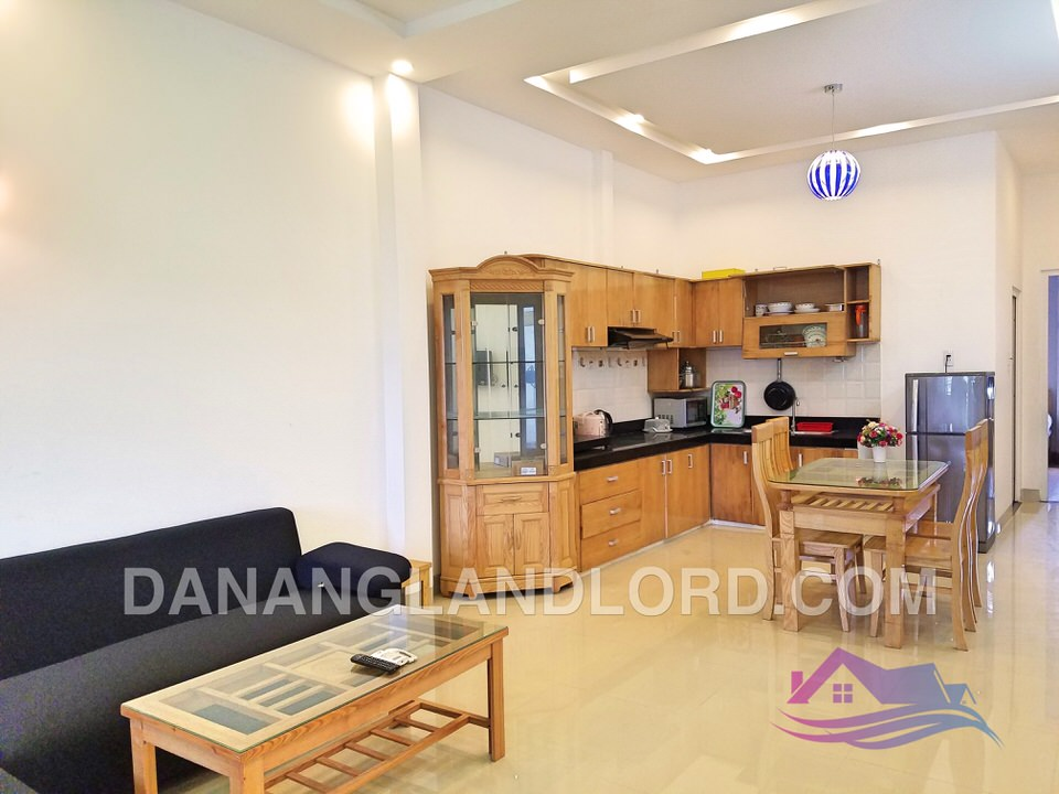 Apartment with 1 bedroom near Ho Xuan Huong street – A122