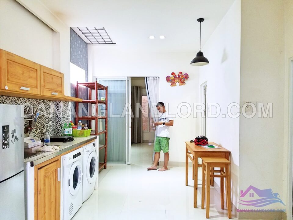 One bedroom Apartment for rent in An Thuong area – A167