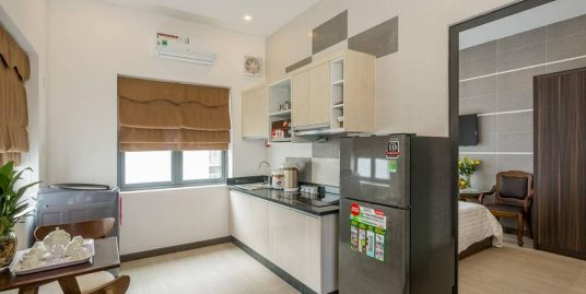 The apartment with 1 bedroom in An Thuong area – A148