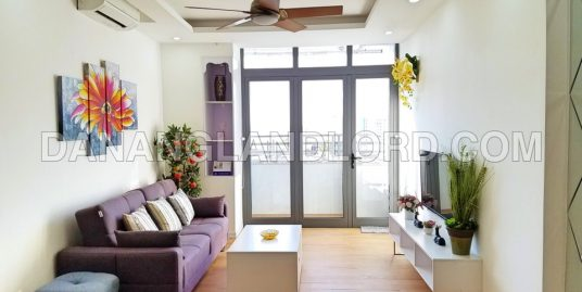 Two bedrooms apartment with sea view in Muong Thanh building – 1143