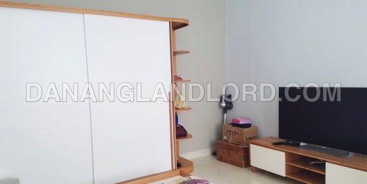 Villa for rent in An Thuong area, near beach – 1056