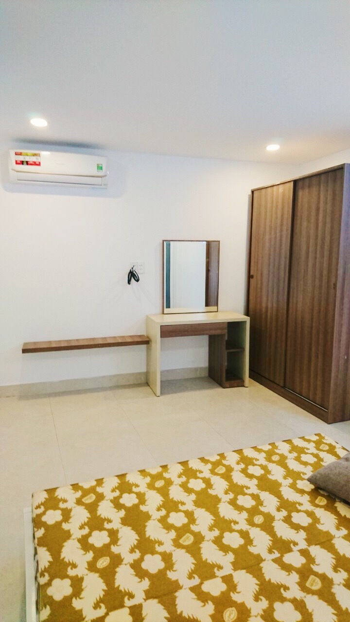 The house with 2 bedrooms on Nguyen Du street, in city center – B309