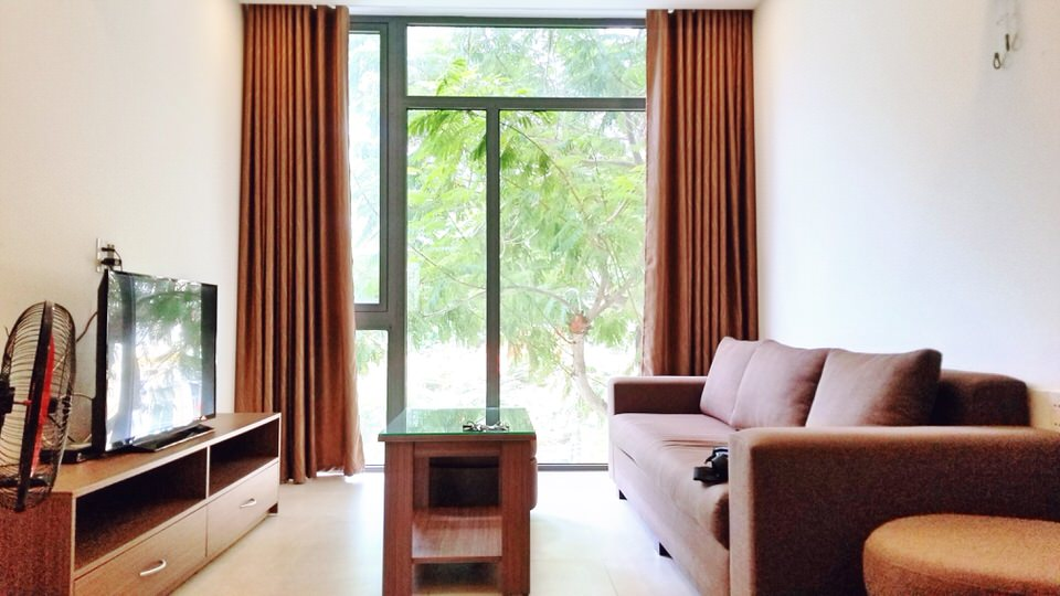 One bedroom apartment on An Thuong 8 – A194