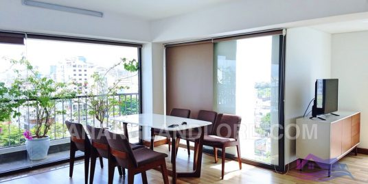 Penthouse Studio with sea view near My Khe beach – A153