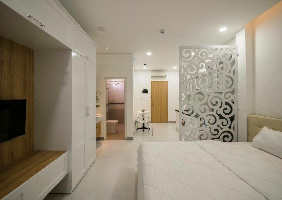 Beautiful studio apartment close to Vo Van Kiet street – A253
