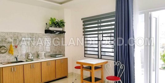 Two bedroom apartment near Pham Van Dong beach – 2144