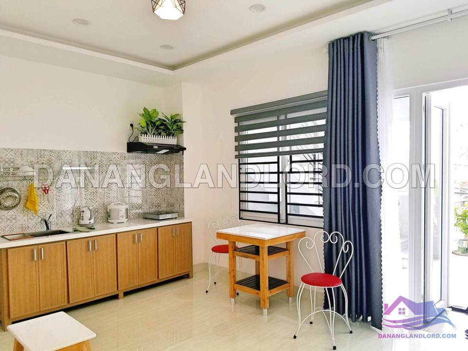 Two bedroom apartment near Pham Van Dong beach – 2144