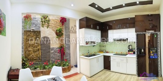 Beautiful 2 bedroom house near Ho Nghinh st – 2208