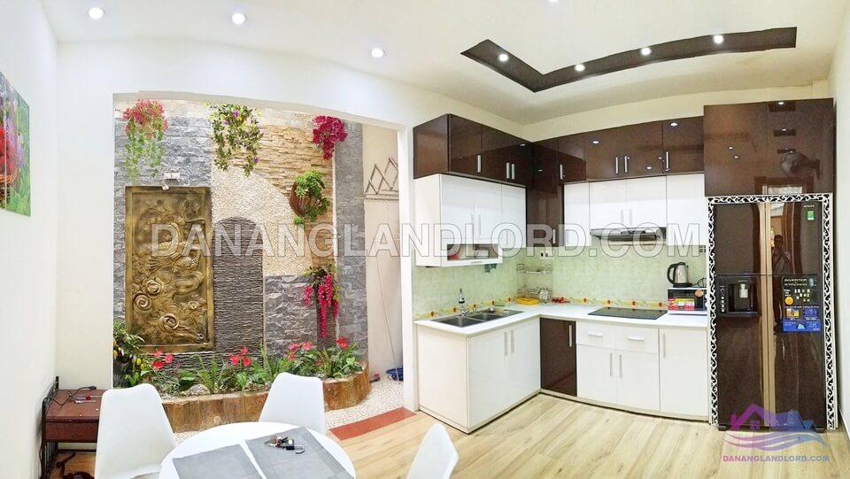 Beautiful 2 bedroom house near Ho Nghinh st – 2208