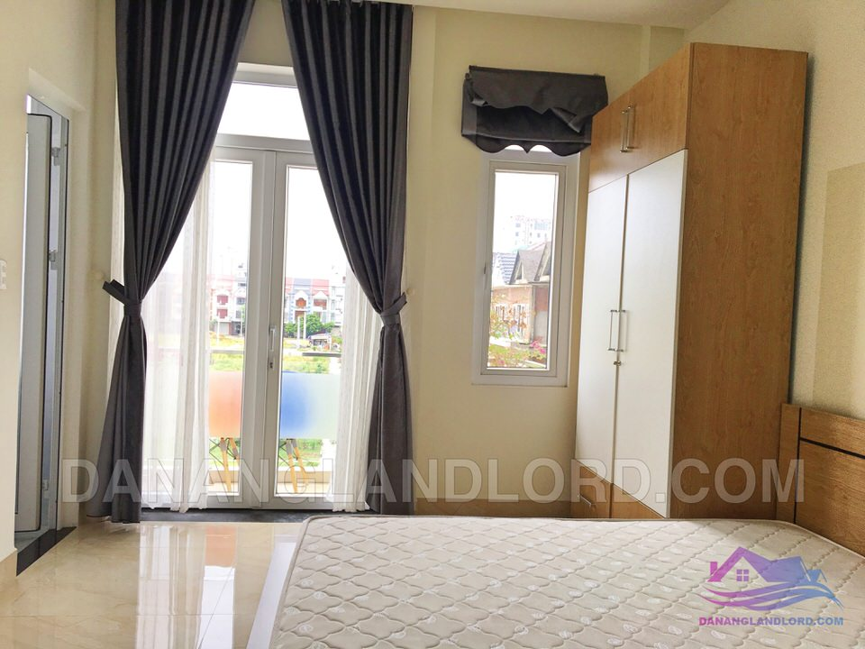 Airy one bedroom apartment in An Thuong – 1175