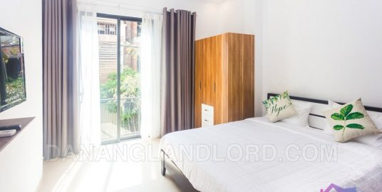 Beautiful one bedroom apartment in An Thuong – 1169