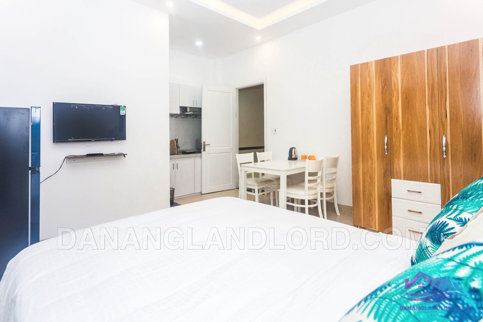 Beautiful studio apartment in An Thuong – 1170
