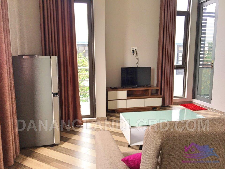 Airy one bedroom near Tran Thi Ly Bridge – 2151