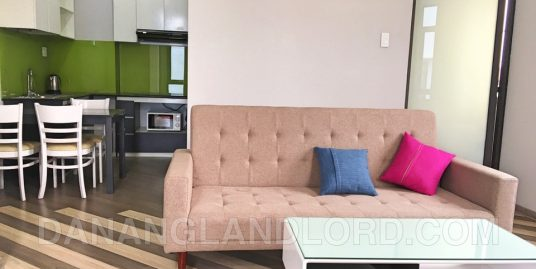 Airy two bedrooms near Tran Thi Ly Bridge – 2158