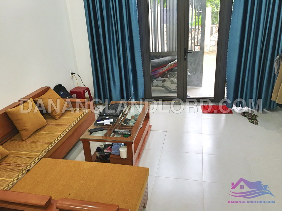 2 bedrooms house for rent near Phan Tu street – B191