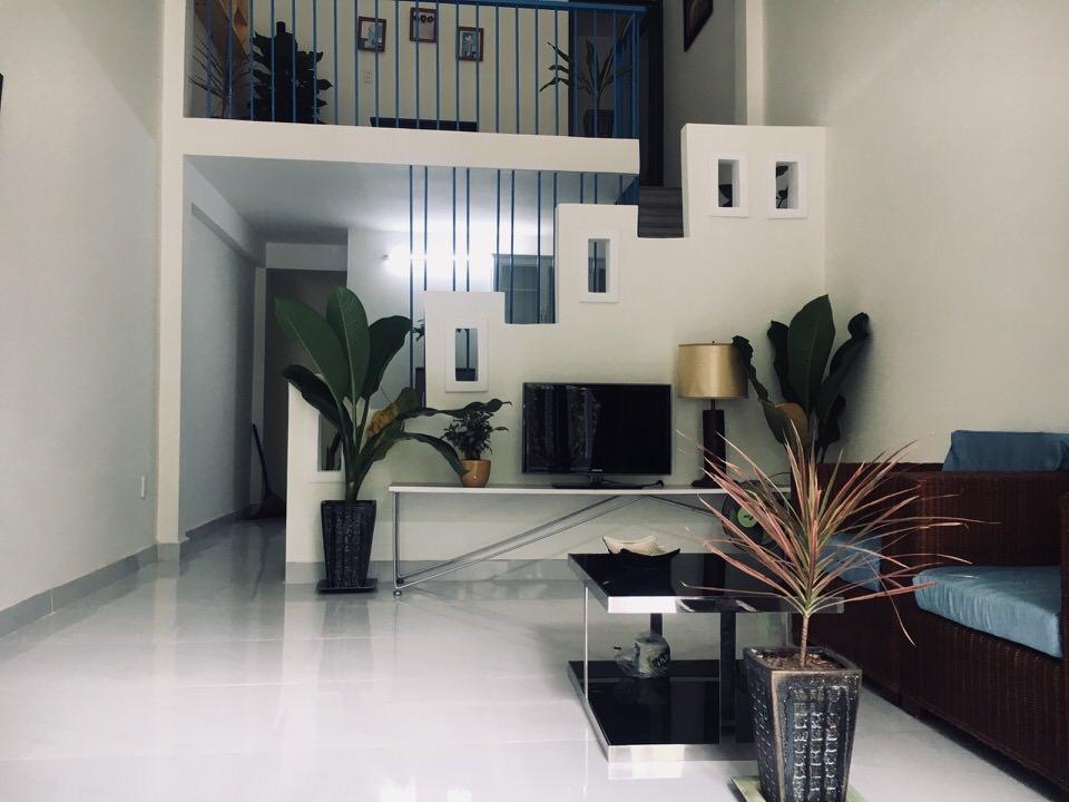Beautiful 2 bedroom house Pham Van Dong beach – 2230
