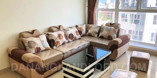 1 bedroom apartment for rent in Danang Plaza – 3120