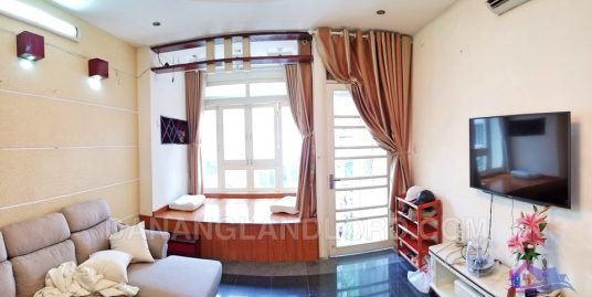 4 story house for rent near Pham Van Dong beach – B213