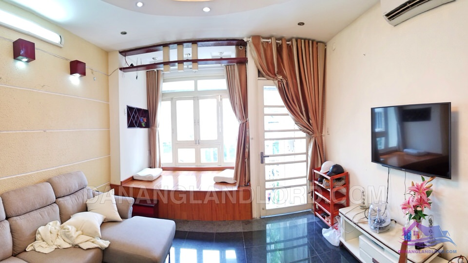 4 story house for rent near Pham Van Dong beach – B213
